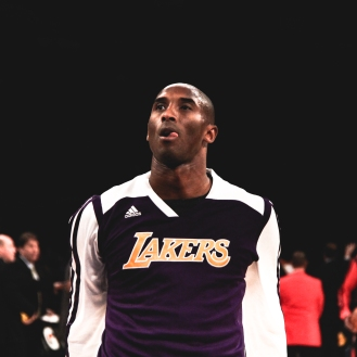 Kobe Pre Game Free Throws 2
